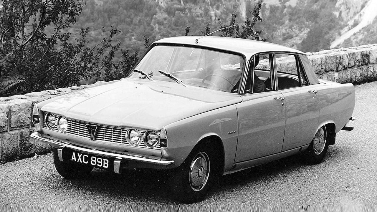 1964 Rover 2000