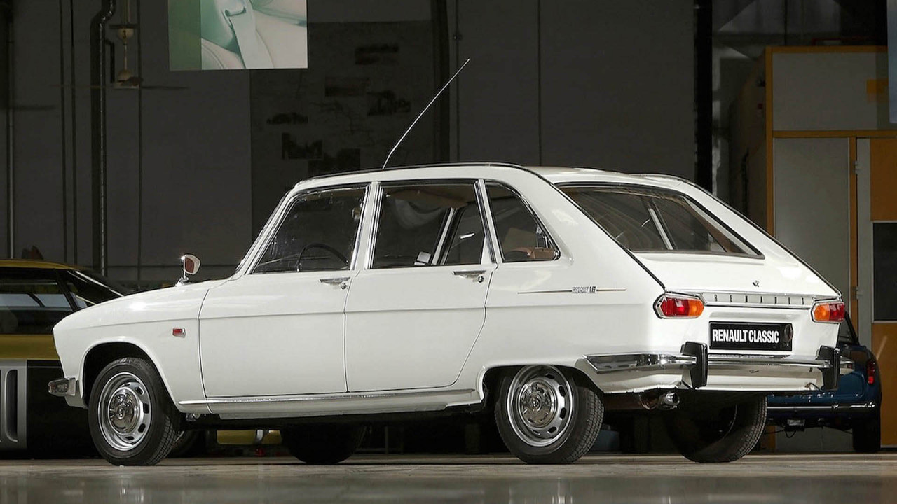 1966 Renault 16