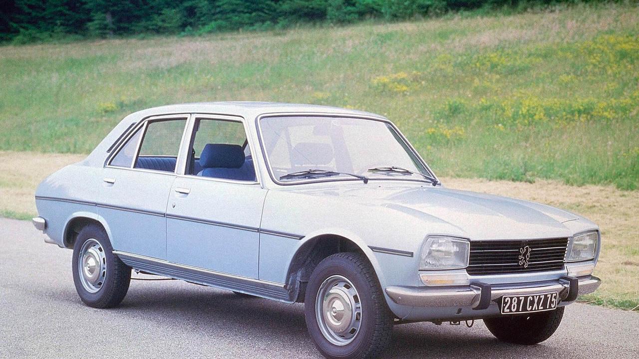 1969 Peugeot 504