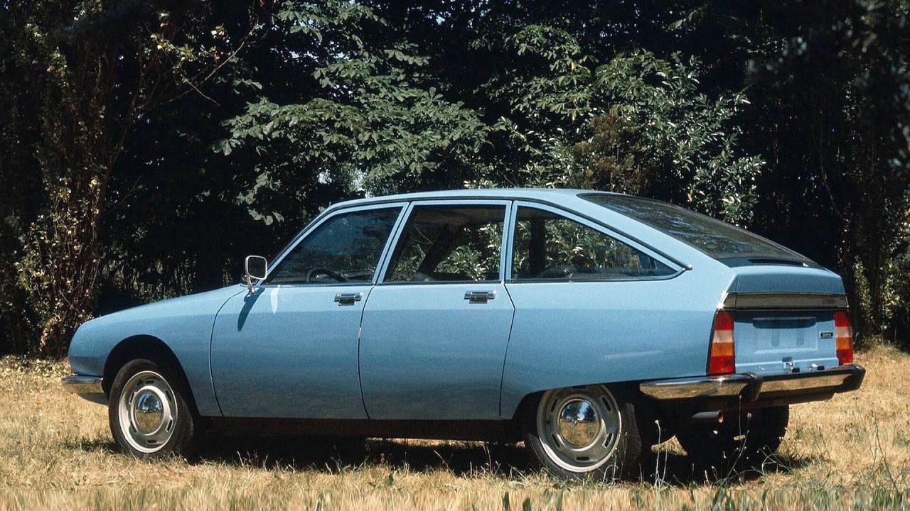 1971 Citroen GS