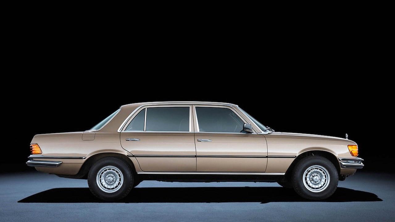 1974 Mercedes 450 SE