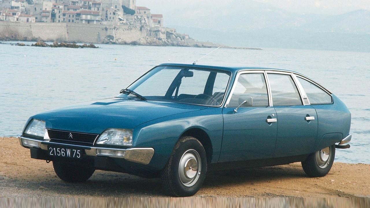 1975 Citroen CX