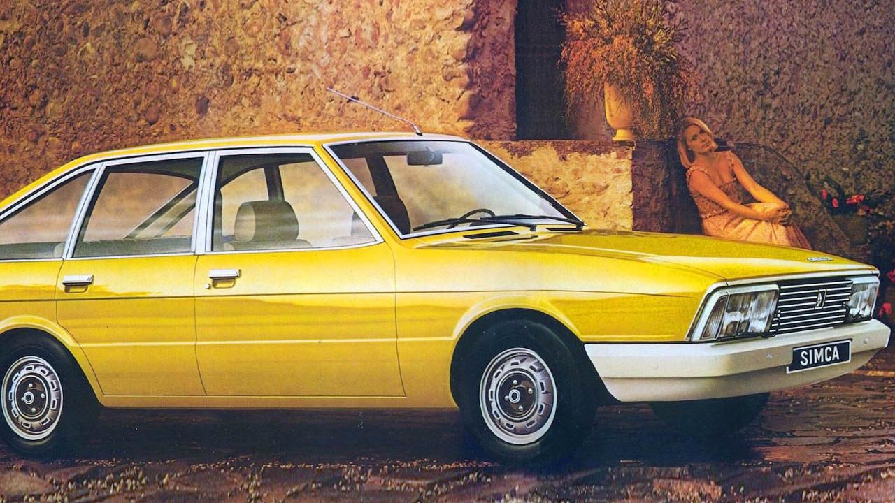 1976 Simca 1307-1308