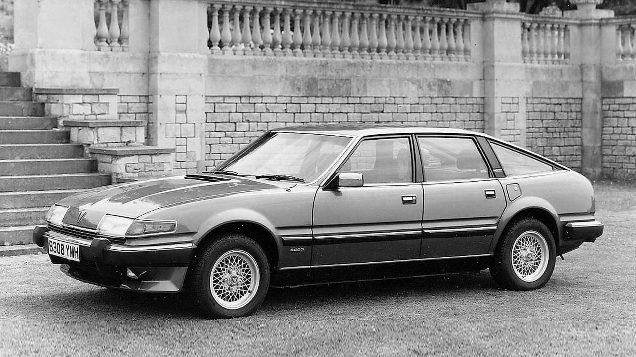 1977 Rover 3500