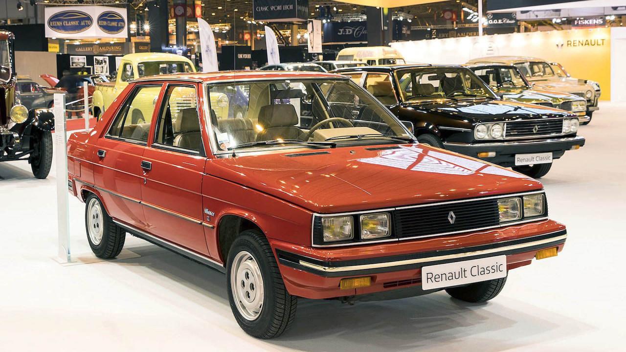 1982 Renault 9