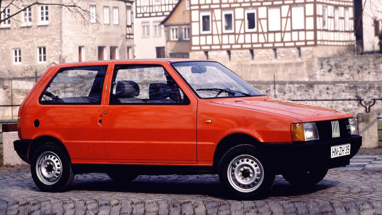 1984 Fiat Uno
