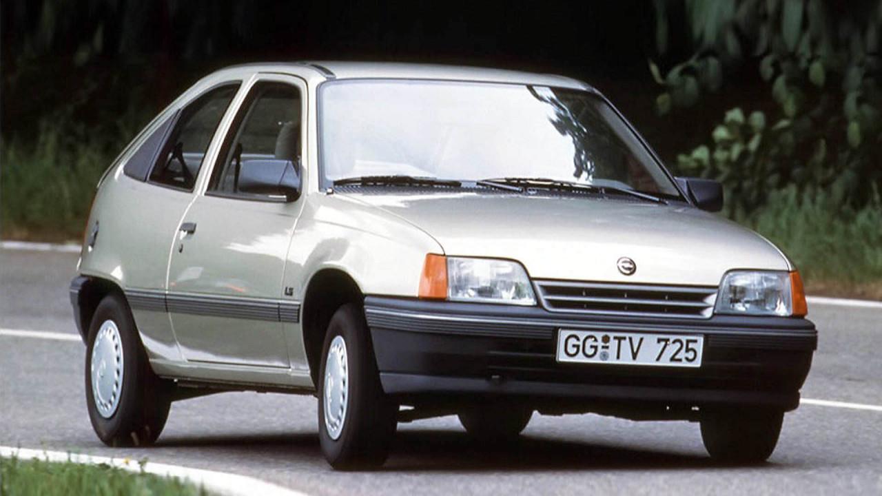 1985 Vauxhall Astra