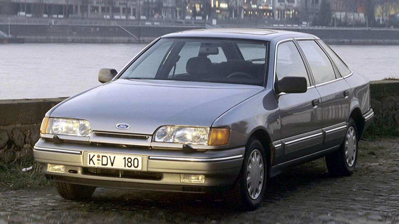 1986 Ford Scorpio