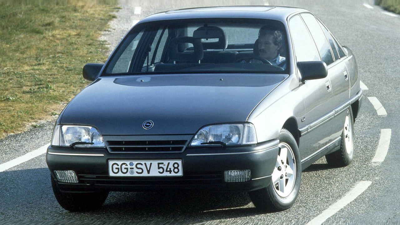 1987 Opel Carlton
