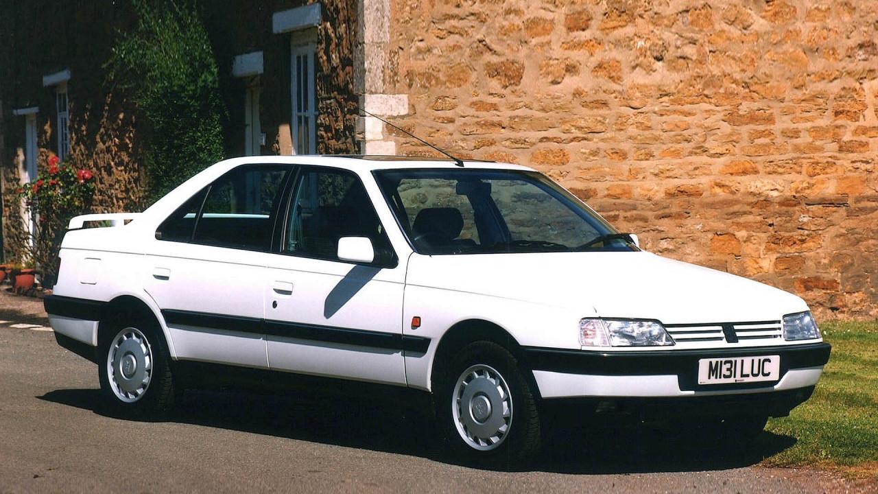 1988 Peugeot 405