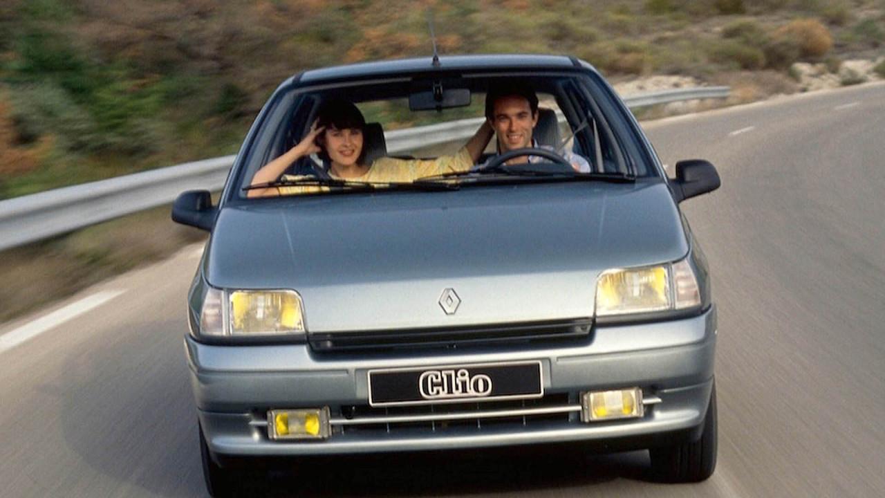1991 Renault Clio