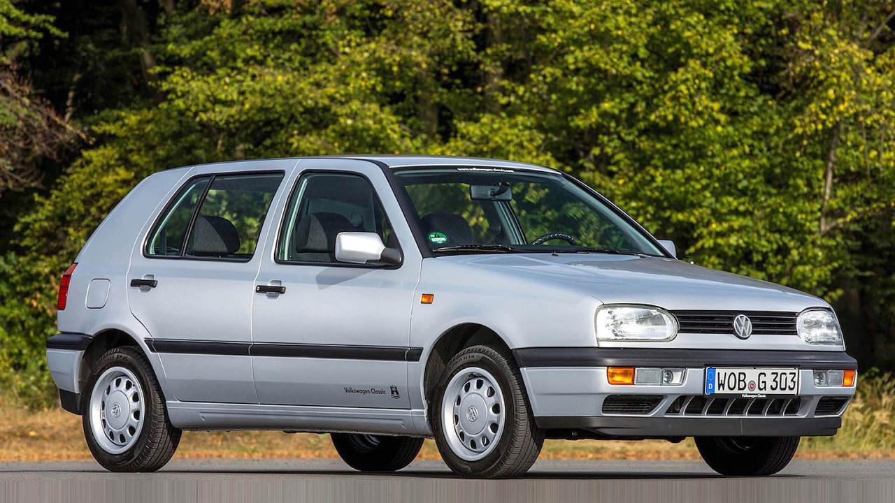 1992 VW Golf