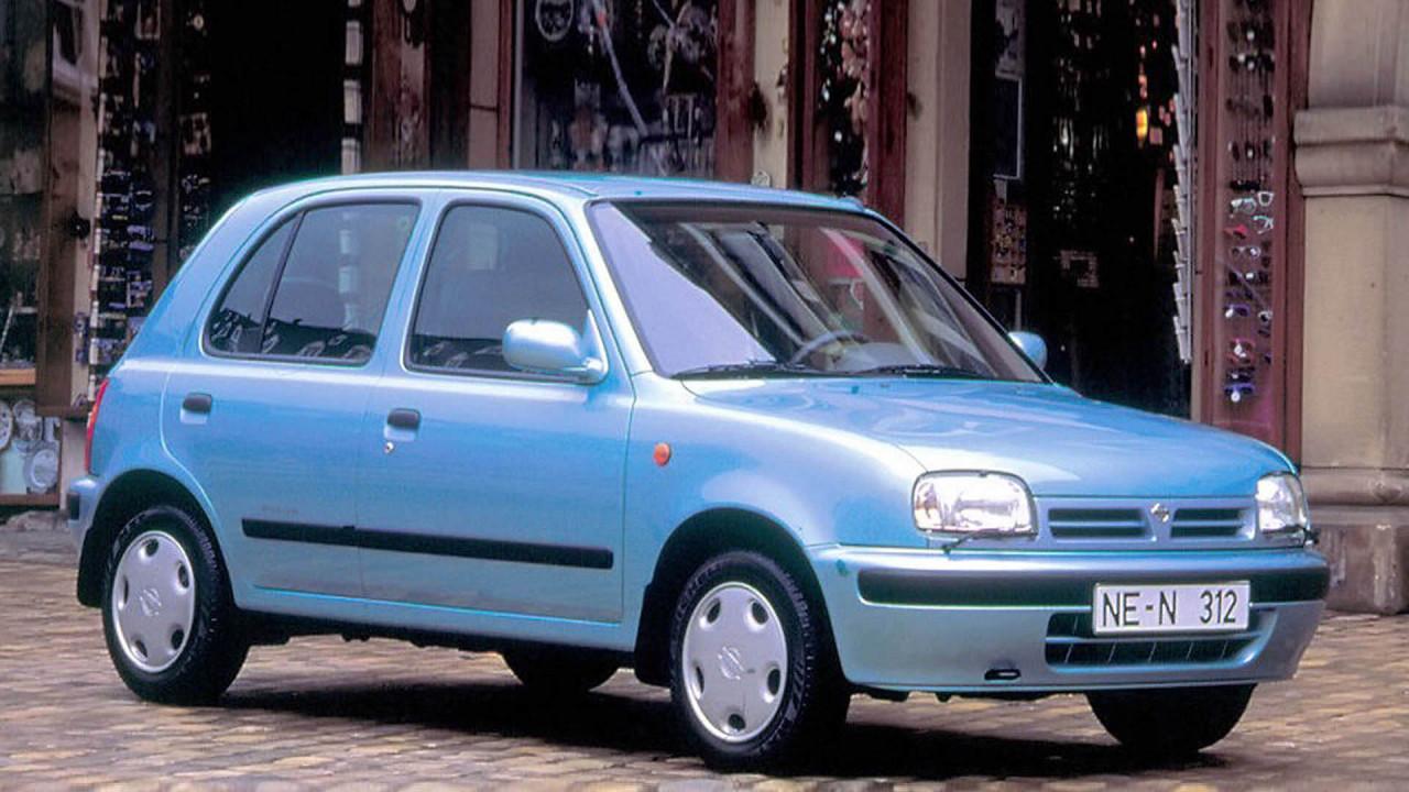 1993 Nissan Micra
