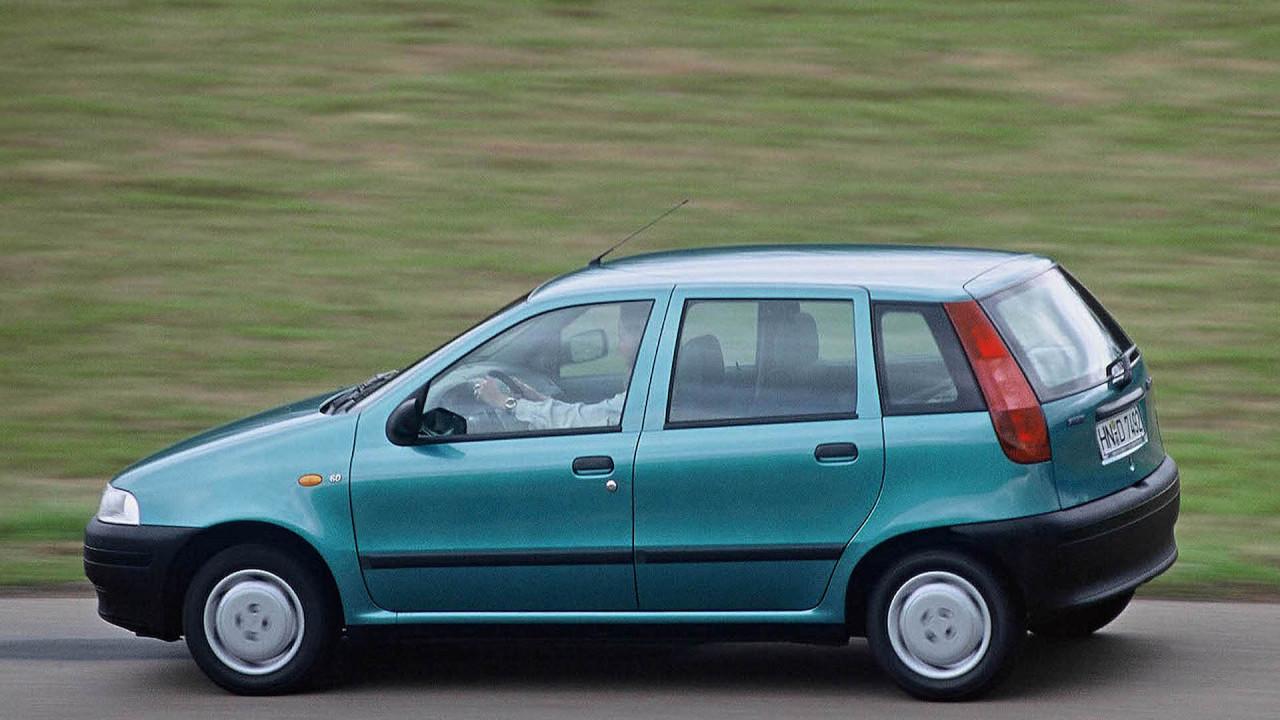 1995 Fiat Punto