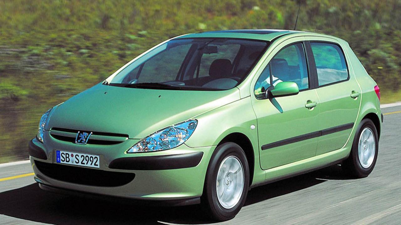 2002 Peugeot 307