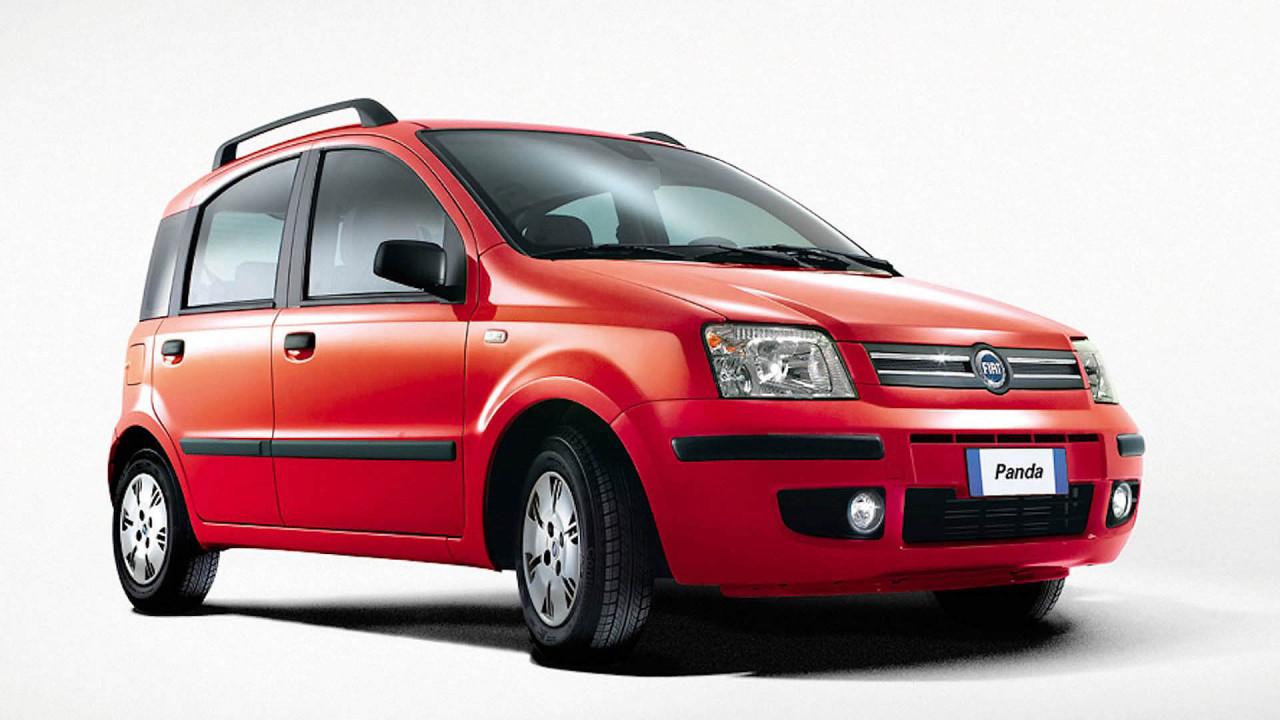 2004 Fiat Panda