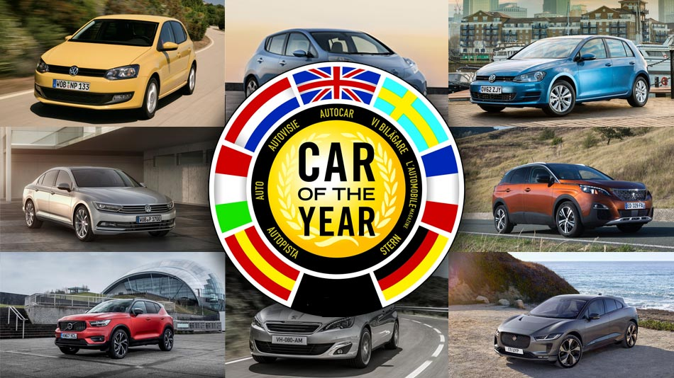 European Cars of the decade