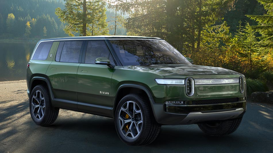 Rivian - NEW manufacturer - NEW possibilities
