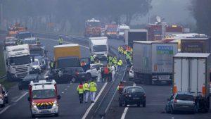 Road fatality